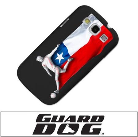 Chile Soccer Flag Designer Case for Samsung Galaxy® S3