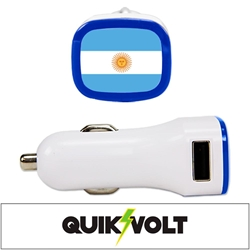 Argentina USB Car Charger