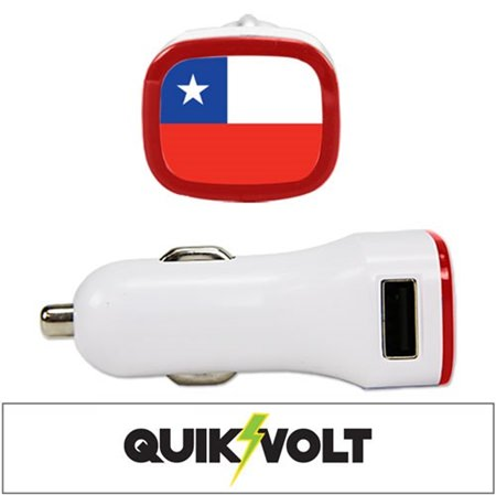 Chile USB Car Charger