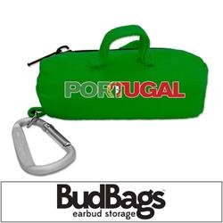 Portugal BudBag Earbud Storage