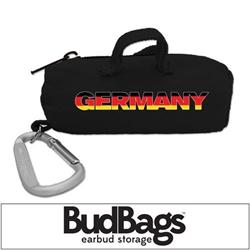 Germany BudBag Earbud Storage