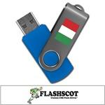 Italy 8GB Revolution USB Flash Drive