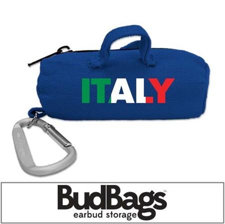Italy BudBag Earbud Storage