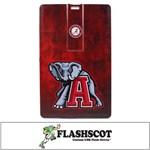 Alabama Crimson Tide iCard USB Drive