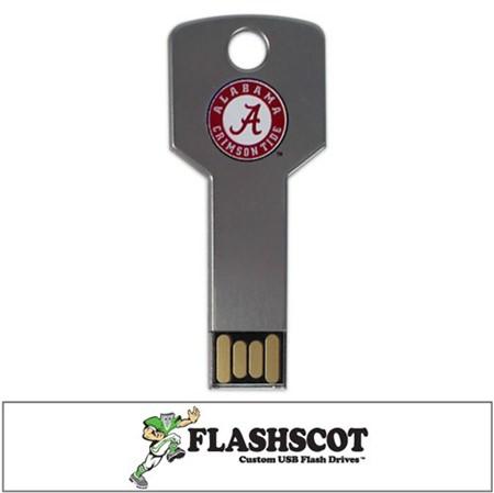 Alabama Crimson Tide Flash Key USB Drive