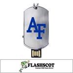 Air Force Falcons Flash Tag USB Drive