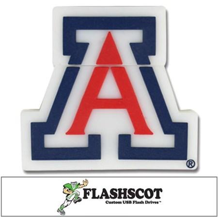 """Arizona """"A Shape"""" USB Drive"""