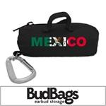 Mexico BudBag Earbud Storage