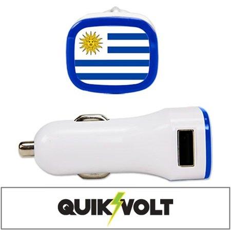 Uruguay USB Car Charger
