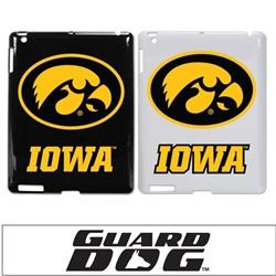 Iowa Hawkeyes Guard Dog® Case for iPad 2/3