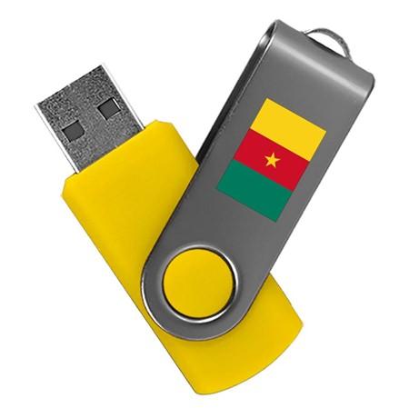 Cameroon 8GB Revolution USB Flash Drive