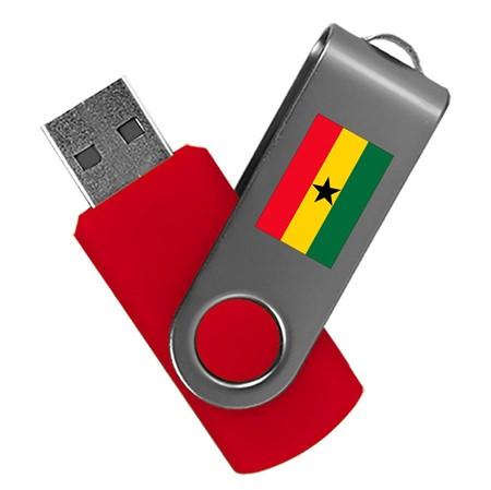 Ghana 8GB Revolution USB Flash Drive