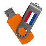Netherlands 8GB Revolution USB Flash Drive