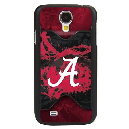 Alabama Crimson Tide Credit Card Case for Samsung Galaxy S4
