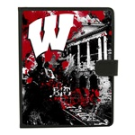 Wisconsin Badgers PD Spirit Alpha Folio Case for iPad 2 / 3