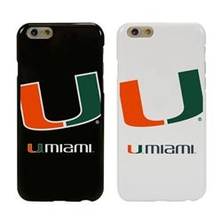 Guard Dog U Miami Hurricanes Phone Case for iPhone 6 / 6s
