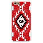 Guard Dog Georgia Bulldogs PD Tribal Phone Case for iPhone 6 / 6s