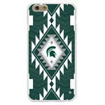 Guard Dog Michigan State Spartans PD Tribal Phone Case for iPhone 6 / 6s