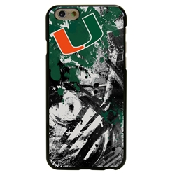 Guard Dog U Miami Hurricanes PD Spirit Phone Case for iPhone 6 / 6s