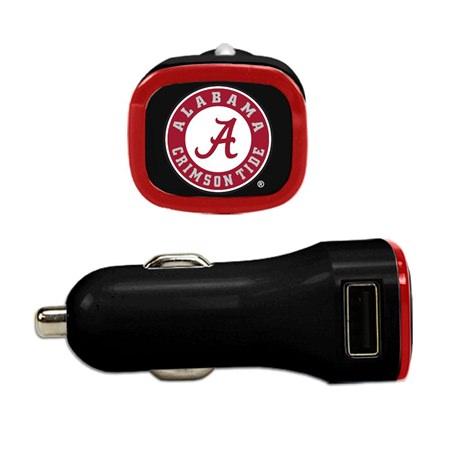 Alabama Crimson Tide USB Car Charger