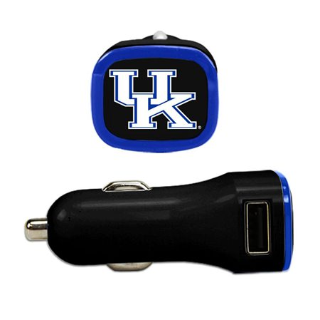 Kentucky Wildcats USB Car Charger