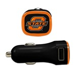 Oklahoma State Cowboys USB Car Charger