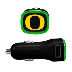Oregon Ducks USB Car Charger
