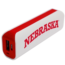 Nebraska Cornhuskers APU 1800GS USB Mobile Charger