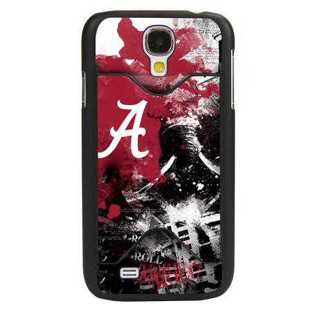 Alabama Crimson Tide PD Spirit Credit Card Case for Samsung Galaxy S4