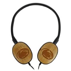 Penn State Nittany Lions Bamboo Headphones