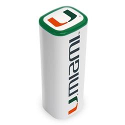 U Miami Hurricanes APU 2200JX USB Mobile Charger