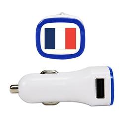 France USB Car Charger