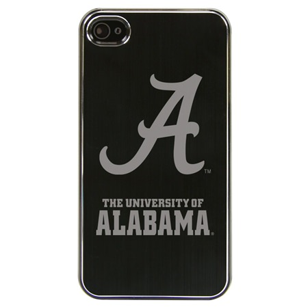 Alabama Crimson Tide Guard Dog® Aluminum Case for iPhone 4 / 4s