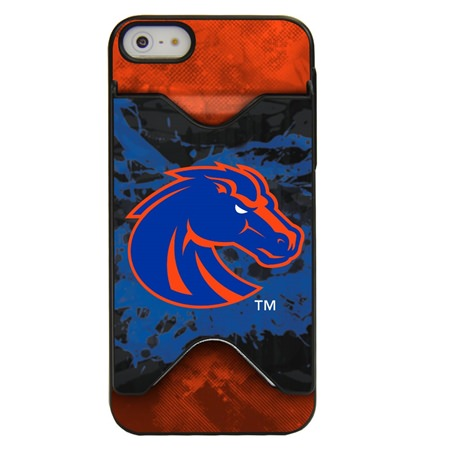 Boise State Broncos Credit Card Case for iPhone 5 / 5s / SE