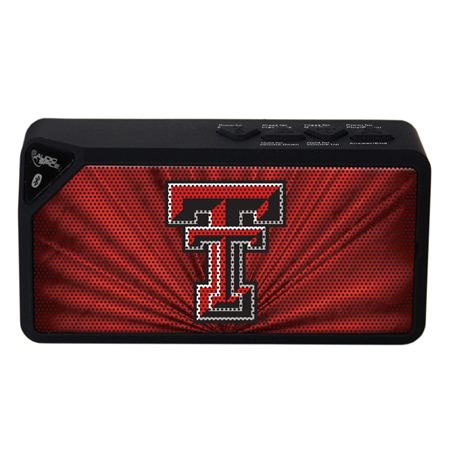 Texas Tech Red Raiders BX-100 Bluetooth Speaker