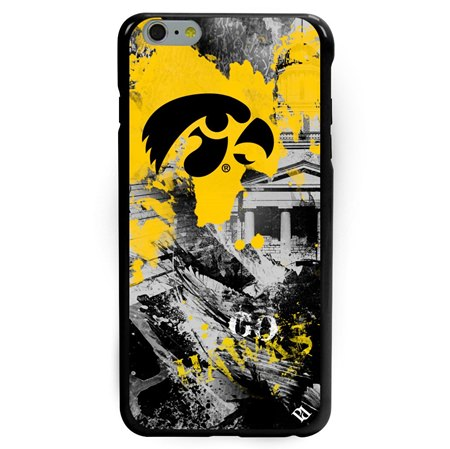 Guard Dog Iowa Hawkeyes PD Spirit Phone Case for iPhone 6 Plus / 6s Plus