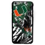 Guard Dog U Miami Hurricanes PD Spirit Phone Case for iPhone 6 Plus / 6s Plus