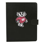 Wisconsin Badgers Guard Dog® Alpha Folio Case for iPad 2 / 3