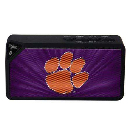 Clemson Tigers BX-100 Bluetooth Speaker