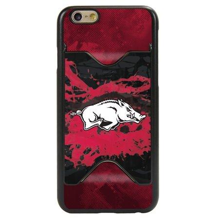 Arkansas Razorbacks Credit Card Case for iPhone 6 / 6s