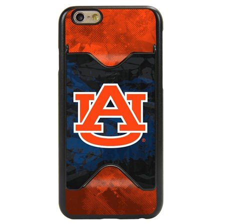 Guard Dog Auburn Tigers Credit Card Phone Case for iPhone 6 / 6s