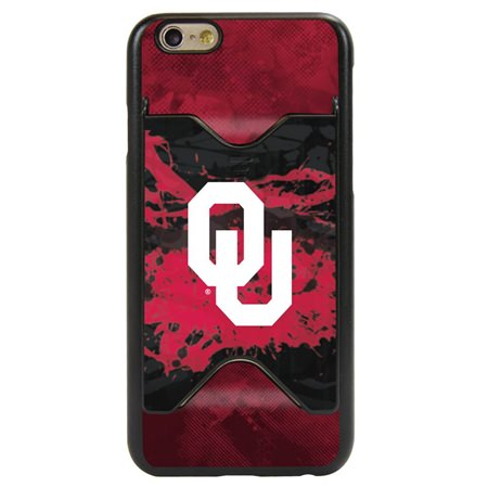 Guard Dog Oklahoma Sooners Credit Card Phone Case for iPhone 6 / 6s