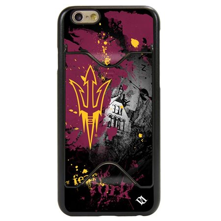 Arizona State Sun Devils PD Spirit Credit Card Case for iPhone 6 / 6s