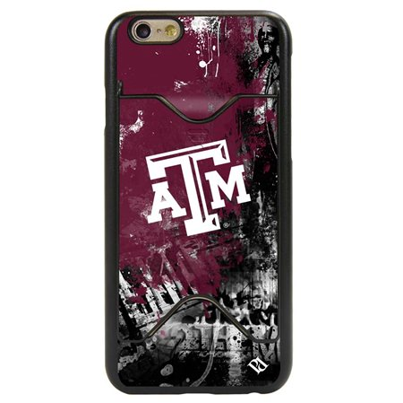 Texas A&M Aggies PD Spirit Credit Card Case for iPhone 6 / 6s