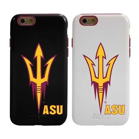 Arizona State Sun Devils Guard Dog®  Hybrid Case for iPhone 6 / 6s with Guard Glass Screen Protector