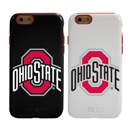 Guard Dog Ohio State Buckeyes Hybrid Phone Case for iPhone 6 / 6s