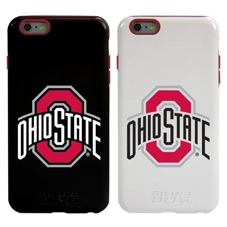 Guard Dog Ohio State Buckeyes Hybrid Phone Case for iPhone 6 Plus / 6s Plus