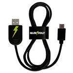 QuikVolt Micro USB Cable with QuikClip
