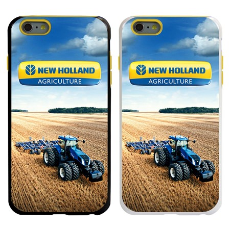 Guard Dog New Holland AG Hybrid Phone Case for iPhone 6 Plus / 6s Plus with Guard Glass Screen Protector