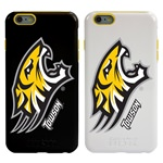Guard Dog Towson Tigers Hybrid Phone Case for iPhone 6 Plus / 6s Plus with Guard Glass Screen Protector